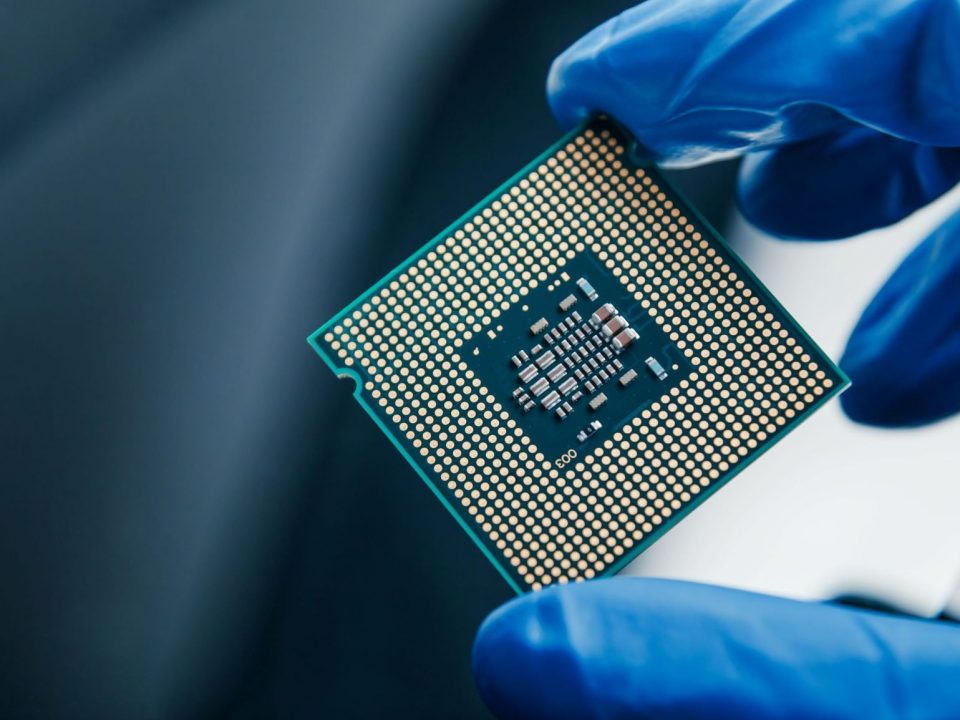 Technology Trend Setters in 2021, Semiconductor Industry!